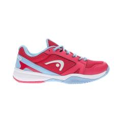 Head Junior Sprint 2.5 All Court - Magenta/Light Blue