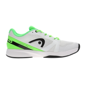 Scarpe Tennis Uomo Head Sprint Team 2.5 All Court  White/Fluo Green 273419 WHNG