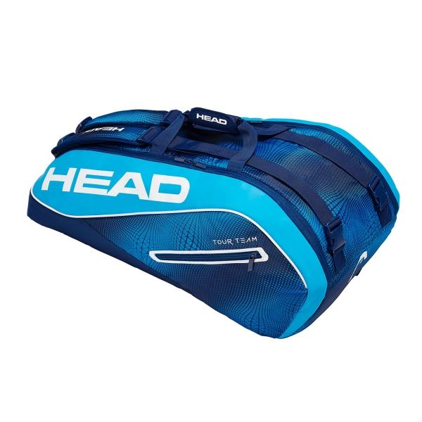Head Tour Team x 9 Supercombi 2019 Bag - Navy/Blue 283119 NVBL