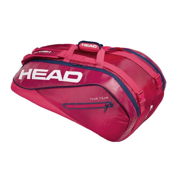 Head Tour Team x 9 Supercombi 2019 Bag - Purple/Navy 283119 RANV