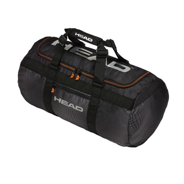 Head Tour Team Club 2019 Bag - Black/Grey 283169 BKSI