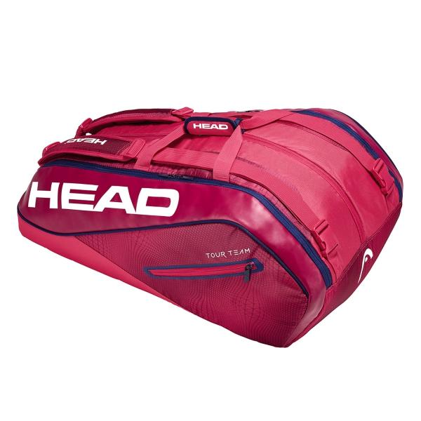 Head Tour Team x 12 Monstercombi 2019 Bag - Purple/Navy 283109 RANV