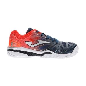Padel Shoes Joma Slam Boy  Navy/Orange J.SLAMW903