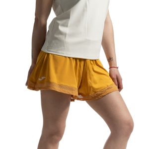 Skirts, Shorts & Skorts Joma Aurora 4in Shorts  Mustard 900874.922