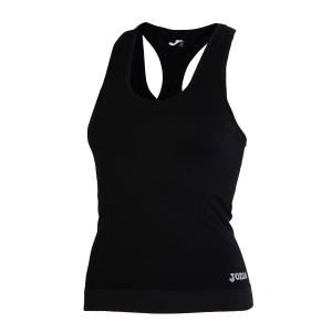 Tennis Women's Underwear Joma Brama Classic Tank  Black 3483.55.101