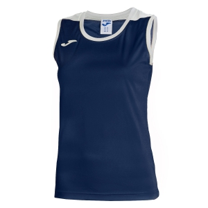 Women`s Tennis Tanks Joma Spike Tank  Navy/White 900239.332