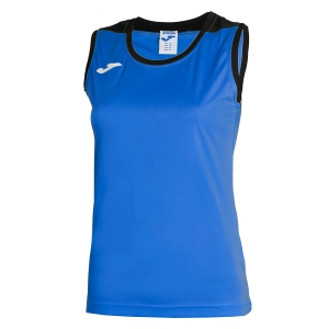 Women`s Tennis Tanks Joma Spike Tank  Blue/Navy 900239.703