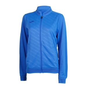 Tennis Women's Jackets Joma Torneo II Jacket  Blue 900487.700