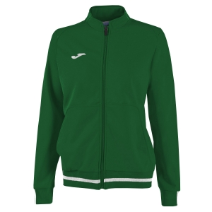 Giacche Tennis Girl Joma Girl Campus II Jacket  Green 900243.450