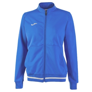 Giacche Tennis Girl Joma Girl Campus II Jacket  Blue 900243.700
