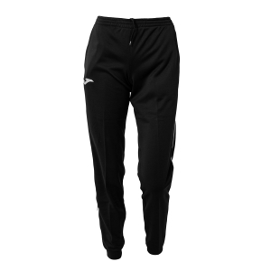 Tennis Pants Girl Joma Girl Campus II Fleece Pants  Black 900279.100