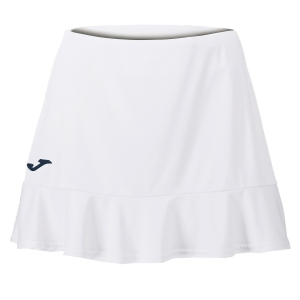 Shorts and Skirts Girl Joma Girl Torneo II Skirt  White 900461.200