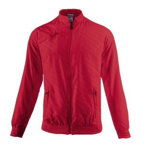 Giacche Tennis Girl Joma Girl Torneo II Jacket  Red 900487.600