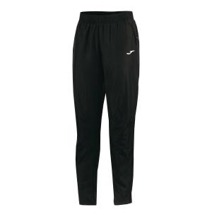 Tennis Pants Girl Joma Girl Torneo II Pants  Black 900488.100