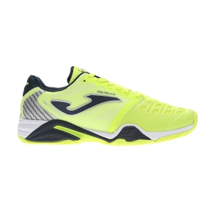 Calzado Tenis Hombre Joma Pro Roland All Court  Fluor/Navy T.PROLAW911