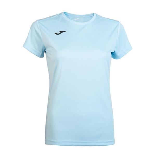 9732b42d97 Joma Combi Women s Tennis T-Shirt - Light Blue Black