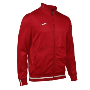Tennis Jackets for Boys Joma Boy Campus II Jacket  Red 100420.600