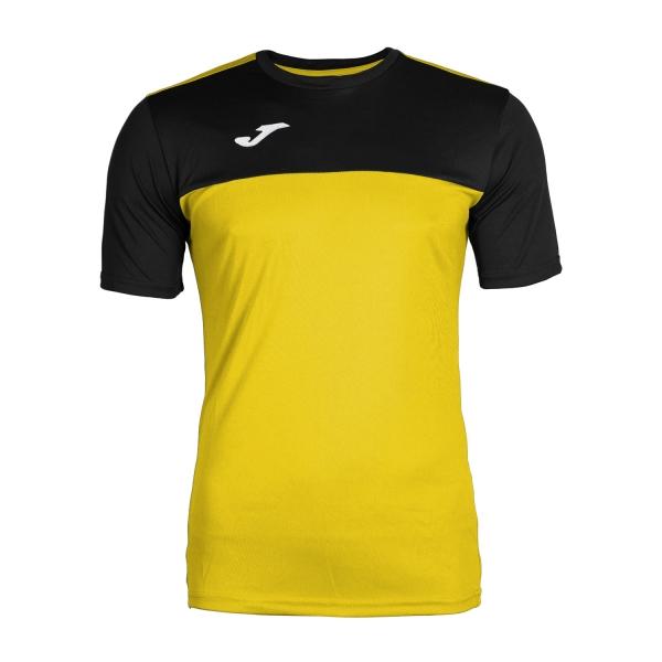 Hombre Winner Camiseta Tenis Yellowblack Joma Cp6qSU