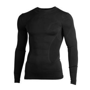 Tennis Men's Underwear Joma Brama Emotion II Shirt  Black 100764.151