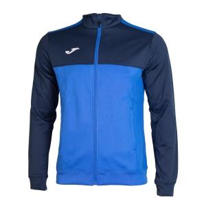Men's Tennis Jackets Joma Winner Jacket  Blue/Navy 101008.703