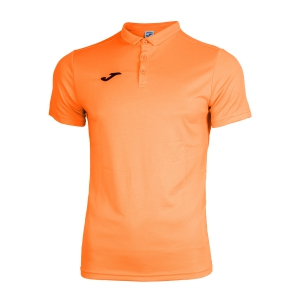 Women`s Tennis T-Shirts and Polos Joma Hobby Polo  Fluo Orange 100437.050