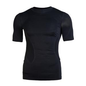 Tennis Men's Underwear Joma Brama Emotion II TShirt  Black 100765.151