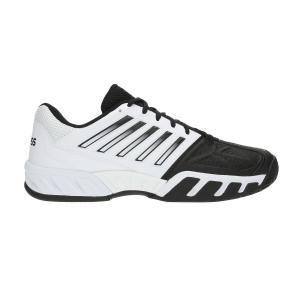 Men`s Tennis Shoes KSwiss Bigshot Light 3  White/Black 05366129M