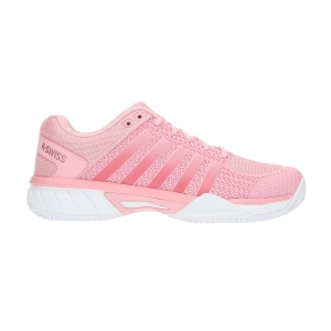 Women`s Tennis Shoes KSwiss Express Light Clay  Pink/White 95345653M
