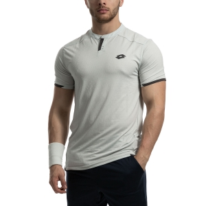 Polo Tennis Uomo Lotto Tennis Tech Polo  Glacier Gray 210369V48