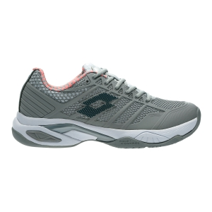 Women`s Tennis Shoes Lotto Viper Ultra IV Speed  Grey T6434