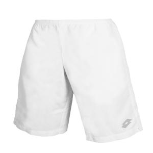 Men's Tennis Shorts Lotto Aydex IV Bermuda  White T1840