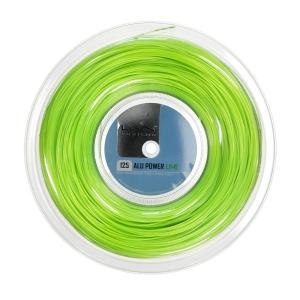 Monofilament String Luxilon BB Alu Power 1.25 Matassa 200 m  Lime WR8301201125