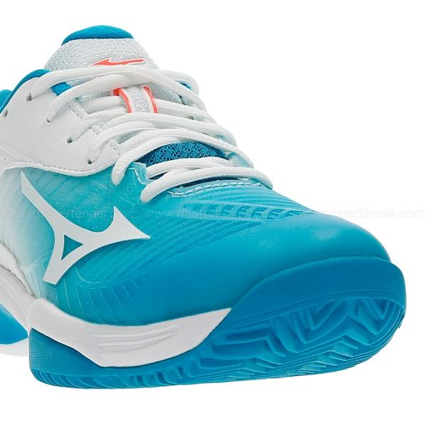 Mizuno Wave Exceed Tour 3 per donna Clay Court scarpe da tennis