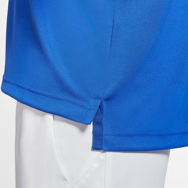 Nike Court Dri-FIT Polo - Game Royal/White