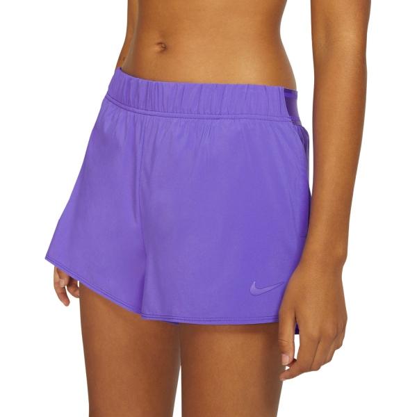 e061e78e2 Nike Court Flex Women's Tennis Shorts - Psychic Purple