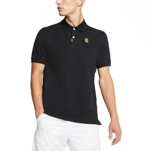 Polo Tenis Hombre Nike Heritage Natural Polo  Black BQ4461010