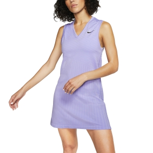 Vestido de Tenis Nike Maria Vestido  Purple Agate/Black AT5104552