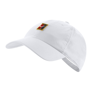 Tennis Hats and Visors Nike Court Heritage 86 Cap  White 852184100