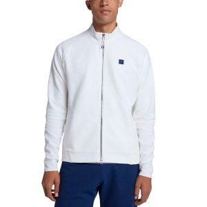 Men's Tennis Jackets Nike Court RF Essential Jacket  White AH8913100
