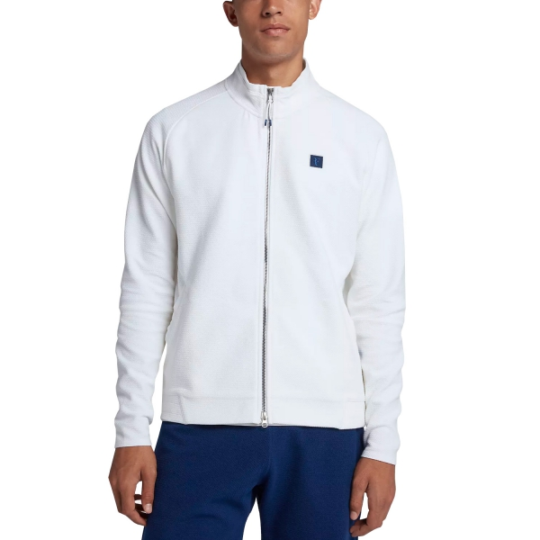 Nike Court RF Essential Jacket - White AH8913-100