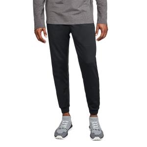Men's Tennis Pants and Tights Under Armour ColdGear Armour Fleece Pants  Black 13207600001