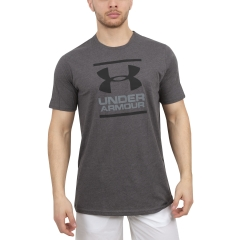 Under Armour Under Armour Foundation TShirt  Dark Grey/Black  Dark Grey/Black 13268490019