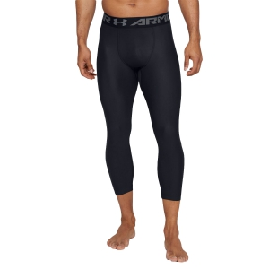 Intimo de Tenis Hombre Under Armour HeatGear Armour 2.0 Tights  Black 12895740001