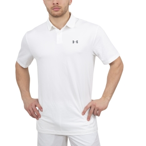 Polo Tenis Hombre Under Armour Performance 2.0 Polo  White 13420800100