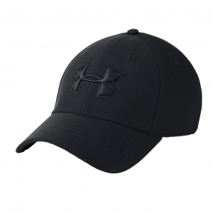 Tennis Hats and Visors Under Armour Blitzing 3.0 Cap  Black 13050360002