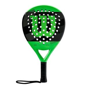 Padel Racket Wilson Blade Padel  Fluo Green/Black WRT970500