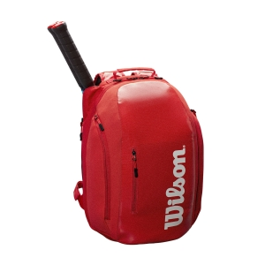 Tennis Bag Wilson Super Tour Backpack  Red WRZ840896