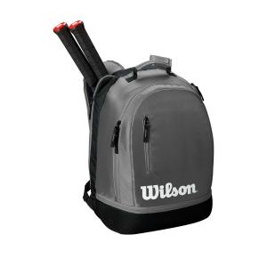 Tennis Bag Wilson Team Backpack  Grey/Black WRZ854996