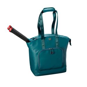 Tennis Bag Wilson Women's Tote Bag  Green WRZ865997