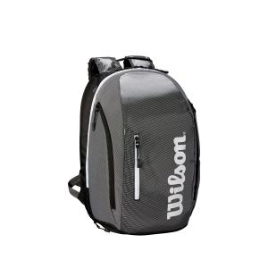 Tennis Bag Wilson Super Tour Backpack  Black/Grey WRZ843996